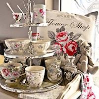 Oryginalna ceramika nie tylko na świąteczny stół od BelleMaison, Dekoracje